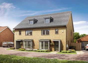 """Thumbnail 5 bedroom semi-detached house for sale in """"Reigate"""" at Marsh Lane, Harlow"""