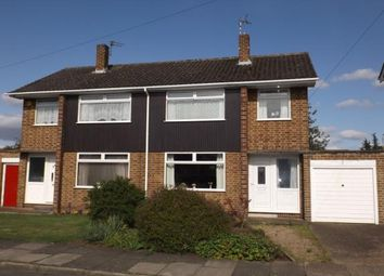 3 bed semi-detached house for sale in Haddon Crescent, Beeston, Nottingham NG9