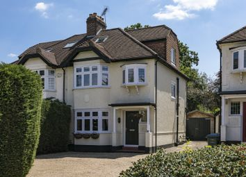 Thumbnail 4 bed semi-detached house for sale in Milbourne Lane, Esher