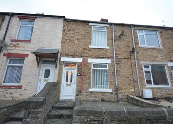 Thumbnail 2 bed terraced house for sale in West View, Evenwood, Bishop Auckland