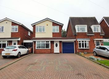 Thumbnail 3 bed link-detached house for sale in Sandown Close, Burntwood