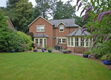Thumbnail 4 bed detached house for sale in Whalton Park, Gallowhill, Morpeth
