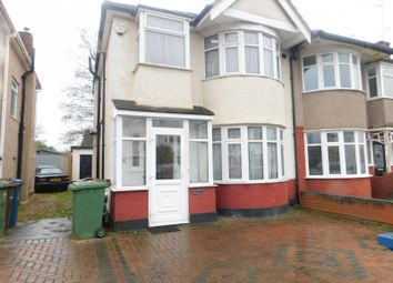 Thumbnail 3 bed property to rent in Earlsmead, Harrow