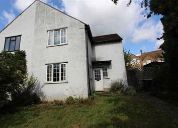 Thumbnail Semi-detached house for sale in Woodland Road, Loughton, Essex