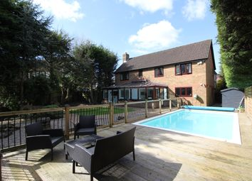 Thumbnail 5 bed detached house for sale in Oak Vale, West End, Southampton, Hampshire