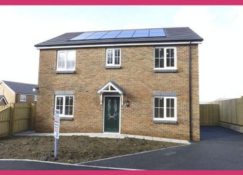 Thumbnail 4 bed detached house for sale in Plot 4, Colonel Road, Ammanford - Ref #00003102