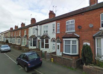 Thumbnail 3 bed terraced house to rent in Gordon Road, Wellingborough, Northamptonshire.