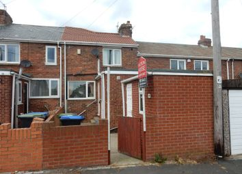 Thumbnail 2 bed terraced house for sale in 14 Dene Avenue, Easington, County Durham