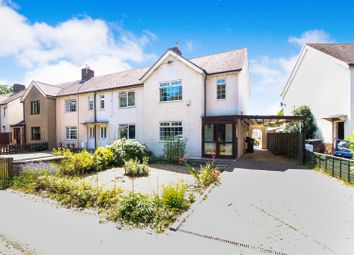 Thumbnail 3 bed semi-detached house to rent in Ashton Road, Oundle, Peterborough