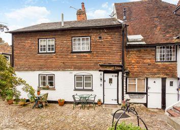 Thumbnail 1 bed terraced house to rent in Six Bells Lane, Sevenoaks