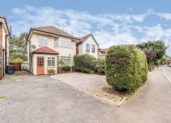 Thumbnail 3 bed detached house for sale in Road, Abridge, Essex