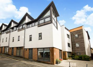 Thumbnail 2 bed flat for sale in St. Nicholas Lane, Lewes