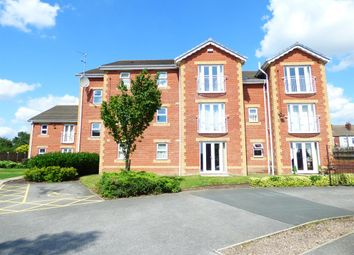 Thumbnail 2 bed flat for sale in Sandringham Court, Streethouse, Pontefract