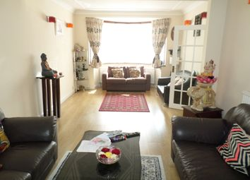 Thumbnail 4 bed semi-detached house to rent in Kenmore Avenue, Kenton