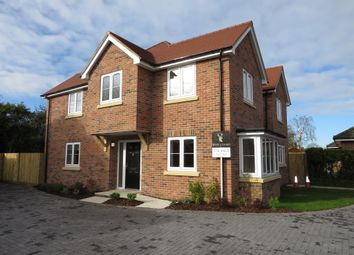 Thumbnail 3 bed detached house for sale in Church Road, Warsash, Southampton