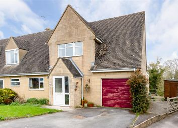 Thumbnail 3 bed semi-detached house for sale in Maugersbury Park, Stow On The Wold, Cheltenham
