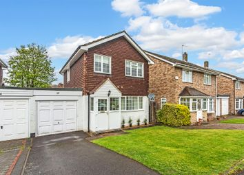 Thumbnail 3 bed detached house for sale in The Driftway, Banstead