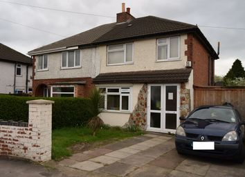 Thumbnail 3 bed semi-detached house for sale in Narborough Road South, Braunstone Town, Leicester