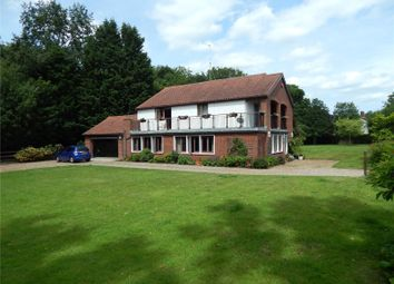 Thumbnail 3 bed detached house for sale in How Hill, Ludham, Great Yarmouth