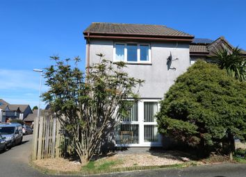 Thumbnail 2 bed semi-detached house for sale in Tremear Green, St. Columb Road, St. Columb