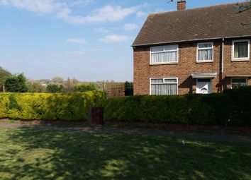 Thumbnail 3 bedroom semi-detached house for sale in Bonney Road, New Parks Leicester