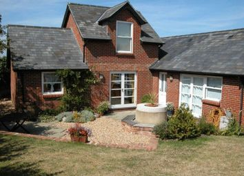 Thumbnail 3 bed detached house to rent in Worsley Road, Gurnard, Cowes