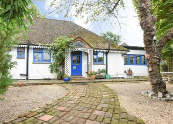 Thumbnail 4 bedroom detached bungalow for sale in Pine Grove, Weybridge, Surrey