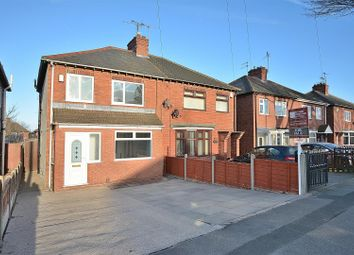 Thumbnail 3 bed semi-detached house for sale in Chesterfield Road North, Pleasley, Mansfield