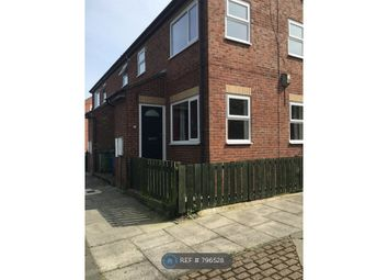 Thumbnail 2 bed flat to rent in John Street, Blyth