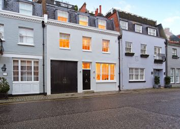 Thumbnail 5 bed terraced house to rent in Chester Row, Belgravia