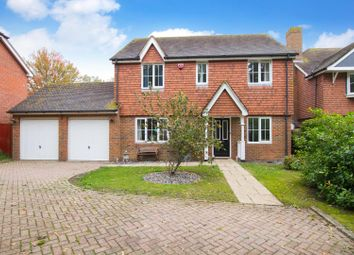 Thumbnail 4 bed detached house for sale in Flamingo Drive, Herne Bay