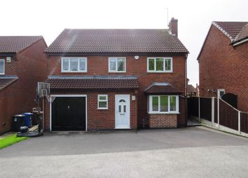 Thumbnail 4 bedroom property to rent in Woodsorrel Drive, Oakwood, Derby