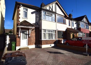 Thumbnail 3 bedroom property to rent in Geneva Gardens, Chadwell Heath, Romford