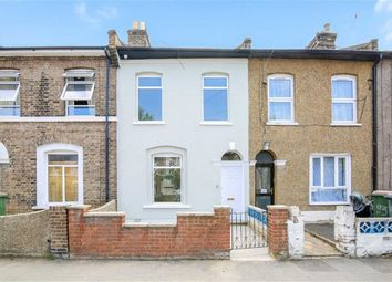 Thumbnail 3 bed terraced house for sale in Chandos Road, Stratford, London