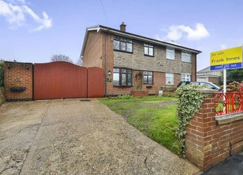 Thumbnail 3 bed semi-detached house for sale in Forest Road, Skegby, Sutton-In-Ashfield, Nottinghamshire