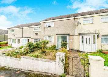 Thumbnail 2 bed terraced house for sale in Coppice Gardens, Crownhill, Plymouth