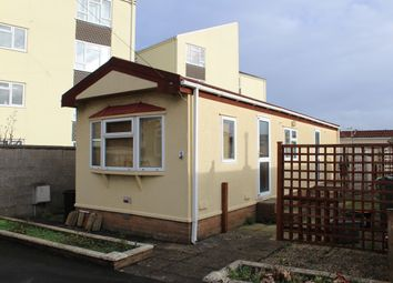 Thumbnail 2 bed mobile/park home for sale in Hill View Park Homes, Weston Super Mare
