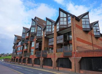 Thumbnail 3 bed flat for sale in Seaford Court, Rochester