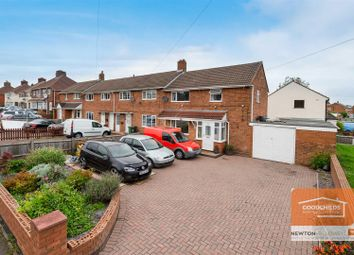Thumbnail 3 bed end terrace house for sale in Mill Road, Brownhills, Walsall