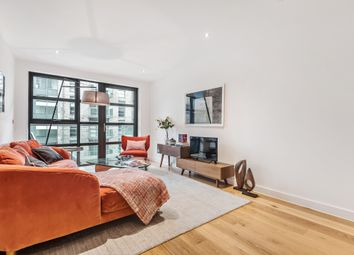Thumbnail 2 bed flat for sale in Alwen Court, Pages Walk