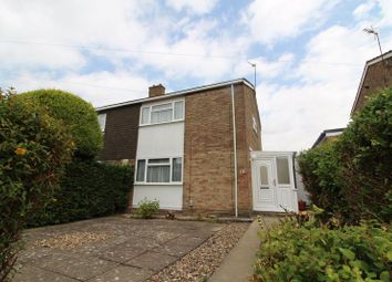 Thumbnail 2 bed semi-detached house to rent in Lansdowne Road, Aylesbury