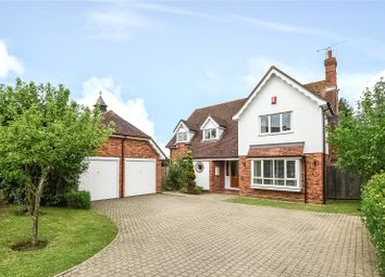 Thumbnail 5 bedroom detached house for sale in Snowdrop Grove, Winnersh, Wokingham, Berkshire