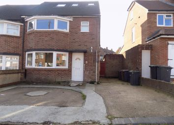 Thumbnail 2 bed flat to rent in Meyrick Avenue, Luton, Bedfordshire