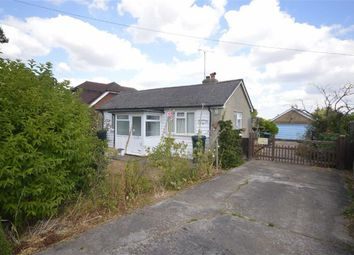 Thumbnail 2 bed detached bungalow for sale in Magpie Hall Road, Stubbs Cross, Ashford