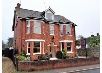 Thumbnail Hotel/guest house for sale in Groveside, Vicarage Road, Sidmouth, Devon