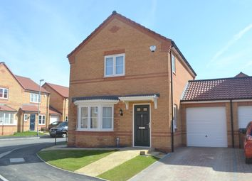 Thumbnail 3 bed link-detached house for sale in Finch Drive, Sleaford