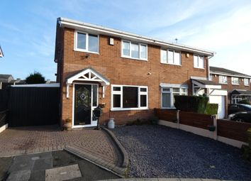 Thumbnail 3 bed semi-detached house for sale in Tetbury Drive, Bolton