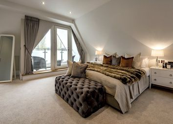 Thumbnail 4 bedroom terraced house for sale in St Marks Road, Windsor, Berkshire