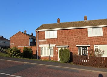 Thumbnail 2 bed semi-detached house for sale in 28 Medway Gardens, South Moor, Stanley Co Durham