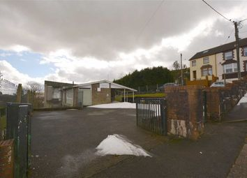 Thumbnail 3 bedroom land for sale in Plantation Terrace, Fochriw, Bargoed